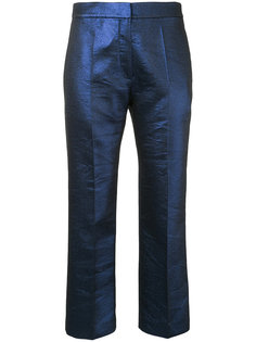 укороченные строгие брюки GINGER & SMART