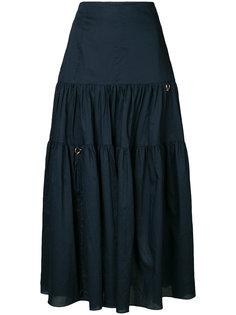 пышная юбка средней длины GINGER & SMART