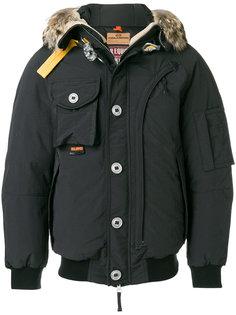 пуховая куртка с капюшоном Parajumpers