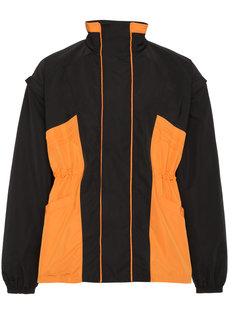 спортивная куртка со шнурком  Martine Rose