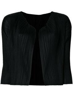 куртка со складками  Pleats Please By Issey Miyake