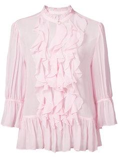 блузка с рюшами Ulla Johnson