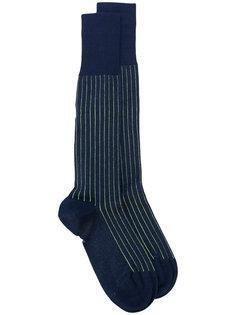 полосатые носки Drumohr