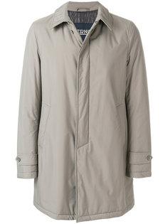 классическое пальто средней длины Herno