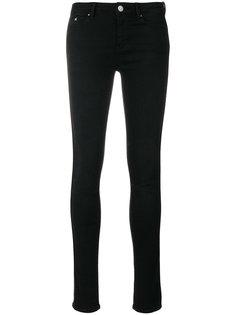джинсы скинни с молниями Karl Lagerfeld