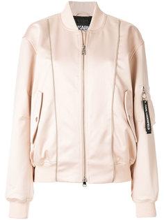 куртка-бомбер Karl Lagerfeld