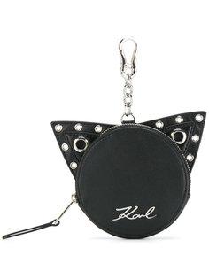 клатч для монет Rocky Choupette Karl Lagerfeld