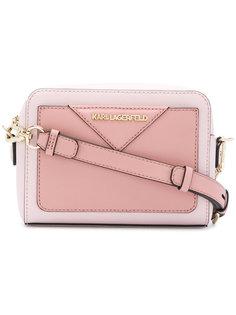 прямоугольная сумка Klassik Karl Lagerfeld