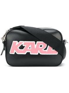 прямоугольная сумка Sporty Karl Lagerfeld