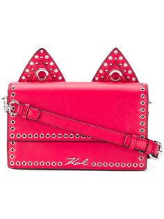 сумка на плечо K/Rocky Choupette Karl Lagerfeld
