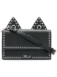 сумка на плечо Rocky Choupette Karl Lagerfeld
