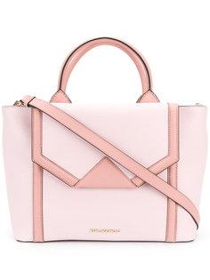 сумка-тоут Klassik с откидным клапаном Karl Lagerfeld