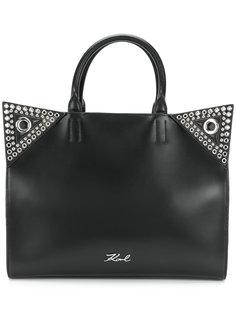 сумка-шоппер Rocky Choupette Karl Lagerfeld