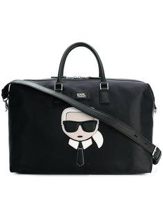 дорожная сумка Ikonik Karl Lagerfeld