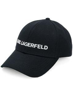 кепка Karls Essential с логотипом Karl Lagerfeld