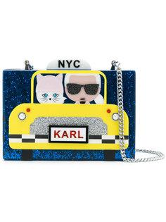 клатч Karl NYC Taxi Karl Lagerfeld