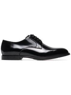 туфли со шнуровкой Dolce & Gabbana