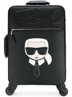 чемодан Ikonik Karl Lagerfeld