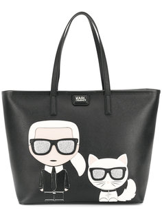 сумка-шоппер Karl Ikonik Karl Lagerfeld