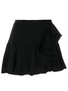юбка Rihanna с оборками 8pm