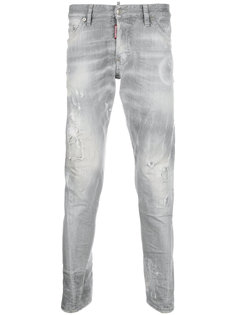 джинсы прямого кроя Sexy Twist Dsquared2
