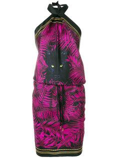 платье с принтом  Versace