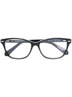 очки в оправе кошачий глаз Balmain