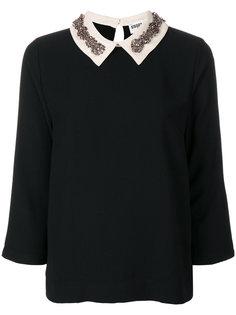 блузка с декорированным воротником Essentiel Antwerp