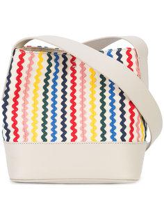 сумка-мешок через плечо в радужную полоску Loeffler Randall
