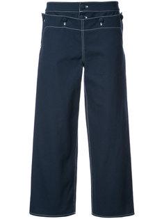 укороченные брюки Sailor Harvey Faircloth