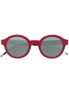солнцезащитные очки с круглой оправой Thom Browne Eyewear