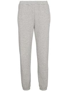спортивные брюки с эластичным поясом Simon Miller