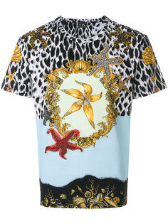 футболка Tresor de le Mer Tribute Versace