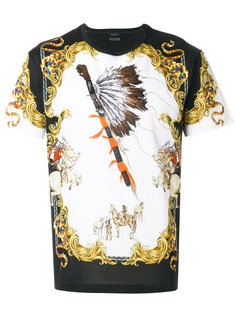 футболка Native American Tribute Versace