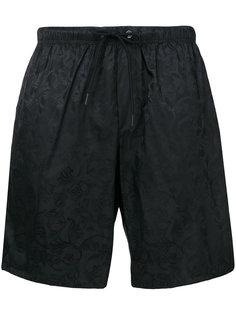 шорты с принтом  Versace