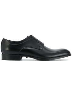 туфли со шнуровкой Versace