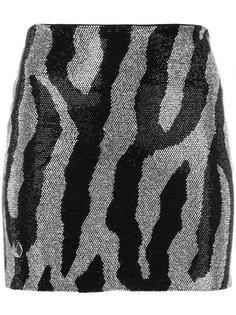 юбка мини Brahm Philipp Plein