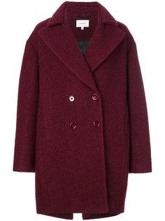 пальто в стиле оверсайз Carven