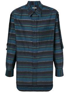 классическая рубашка в полоску  Lanvin