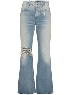 расклешенные джинсы Adaptation