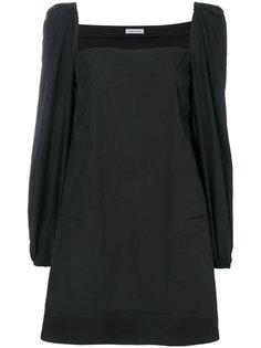 платье из поплина Tomas Maier