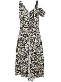 платье с приспущенным плечом Proenza Schouler