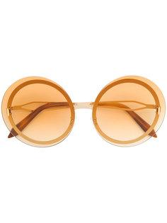 солнцезащитные очки Floating Round Victoria Beckham