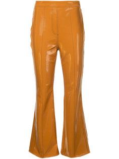 расклешенные укороченные брюки Outlaw Ellery