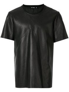 футболка со вставками  Blk Dnm