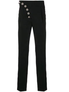 брюки с пуговицами  Versus