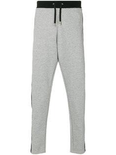 спортивные брюки с полосками  Versus