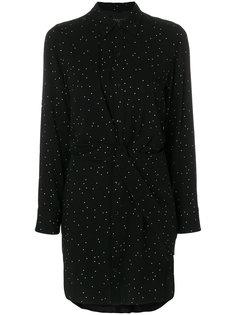 платье-рубашка в горох Rag & Bone