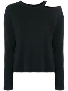 свитер с вырезом на плече Rag & Bone /Jean