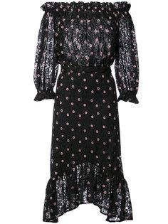 платье Grace из тюля Saloni